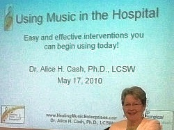 Music Medicine in the Hospital