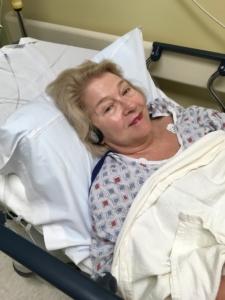 Surgical Serenity w colonoscopy
